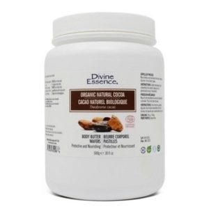 Natural Cocoa Butter Wafers Organic