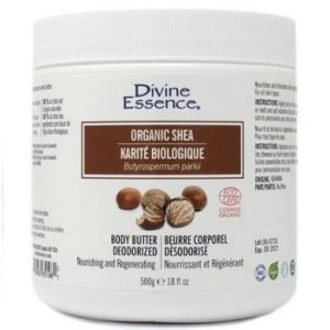 Shea Butter by Divine Essence