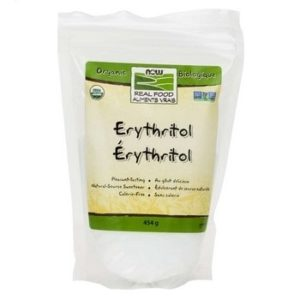 Erythritol Organic by Natural Foods