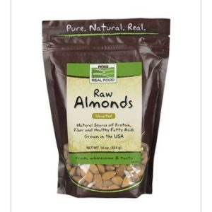 Raw Almonds by Now Foods
