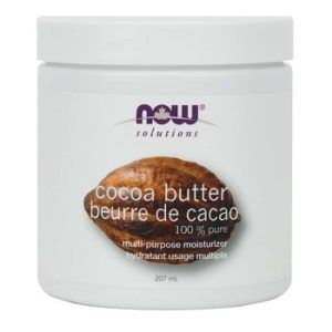Cocoa Butter, 100% by Now Foods