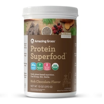 Chocolate Protein Superfood