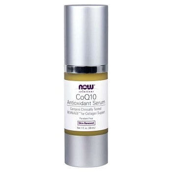 CoQ10 Antioxidant Serum by Now Foods