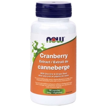 Cranberry Extract Veg Capsules by Now Foods