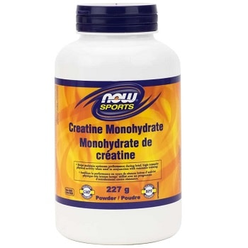 Creatine Monohydrate Pure Powder by Now Foods