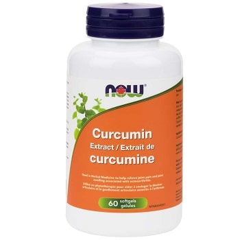 Curcumin Extract 362 mg Softgels by Now Foods