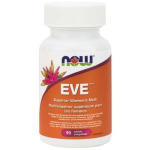 EVE Women's Multi Tablets by Now Foods