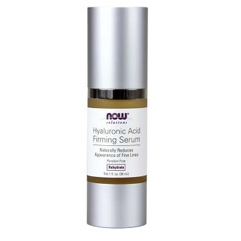 Hyaluronic Acid Firming Serum by Now Foods