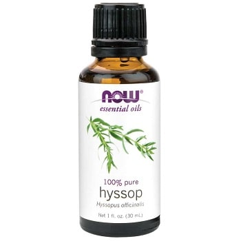 Hyssop Oil by Now Foods