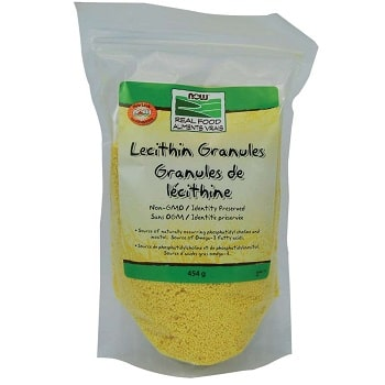Lecithin Granules Non-GMO by Now Foods