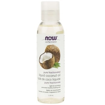 Liquid Coconut Oil, Pure Fractionated by Now Foods