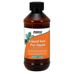 Liquid Iron by Now Foods