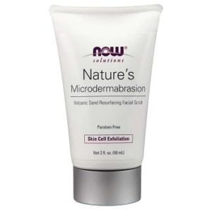 Microdermabrasion Scrub by Now Foods
