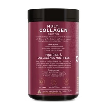 Multi Collage Protein Back