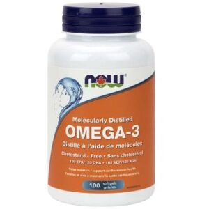 Omega-3 1,000 mg Softgels by Now Foods