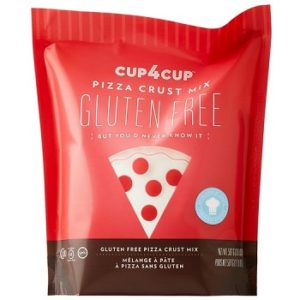 Pizza Crust Mix by Cup4cup