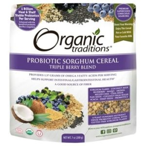 Probiotic Cereal Triple Berry