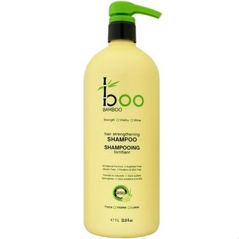 Strengthening Shampoo by Boo Bamboo