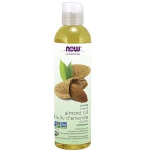 Sweet Almond Oil, Organic by Now Foods