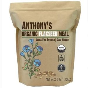 Anthony's Goods Organic Flaxseed Meal