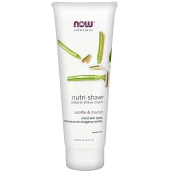 Nutri-Shave™ Gel by Now Foods