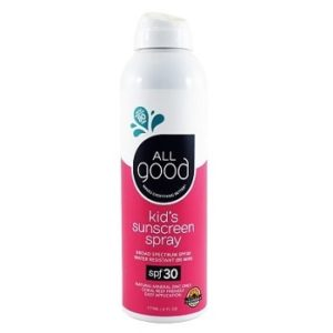SPF 30 Kids Sunscreen Lotion by All Good