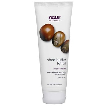 Shea Butter Lotion by Now Foods