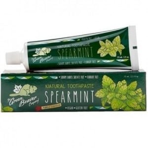 Spearmint Natural Toothpaste by Green Beaver