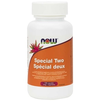 Special Two Multi Veg Capsules by Now Foods