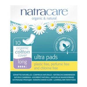Ultra Long Period Pads Natracare